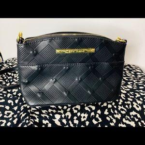 Betsey Johnson black purse